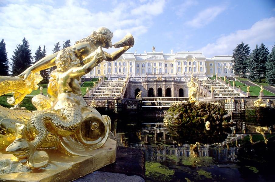 Sankt Petersburg, Peterhof