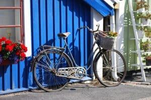 Szwecja rower