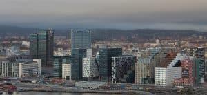 Oslo i Gotheborg