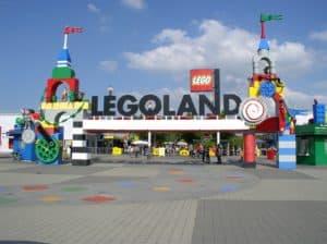 Legoland i Kopenhaga