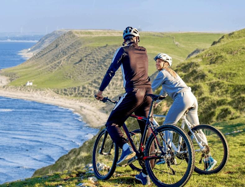 rowerowy raj
